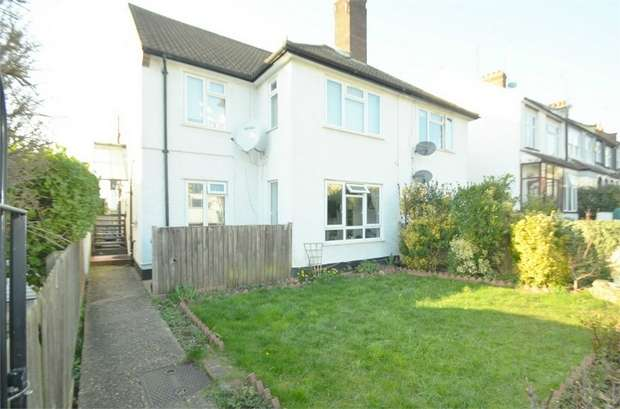 3 Bedrooms Maisonette Flat for sale in Marion Road, Mill Hill, NW7