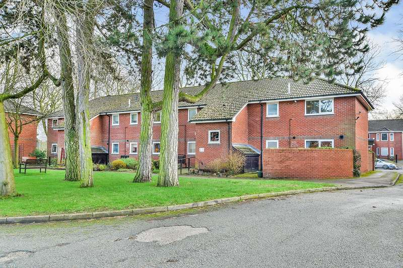 2 Bedrooms Apartment Flat for sale in Guardian Mews, Cotteril Close, Manchester, Greater Manchester, M23