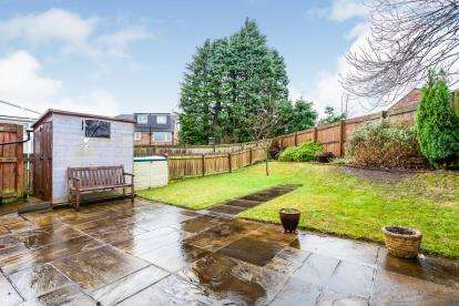 2 Bedrooms Bungalow for sale in Spring Bank Close, Mill Hill, Blackburn, Lancashire