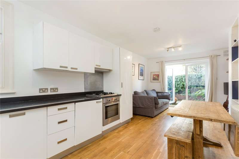 2 Bedrooms Flat for sale in Melgund Road, London, N5