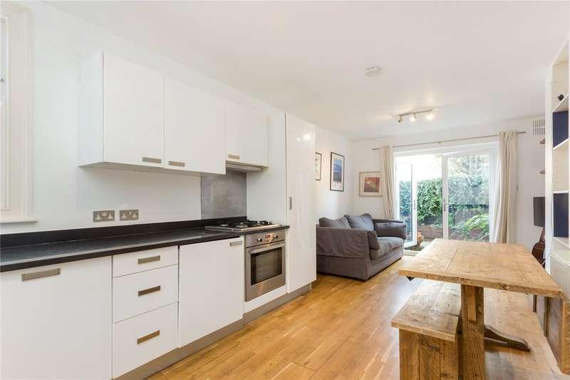 2 Bedrooms Flat for sale in Melgund Road, London, N5