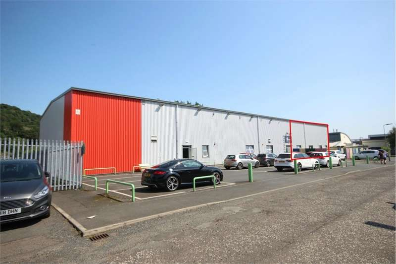 Commercial Property for rent in Netherdale Industrial Estate, Galashiels, Scottish Borders