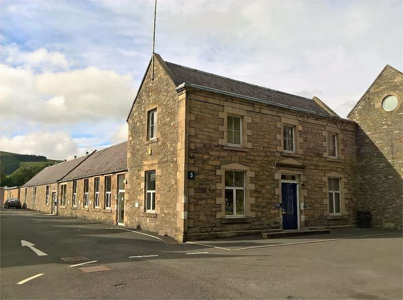 Commercial Property for rent in HIGH QUALITY OFFICES, Tweed Mill Business Park, Dunsdale Road, Selkirk, Scottish Borders