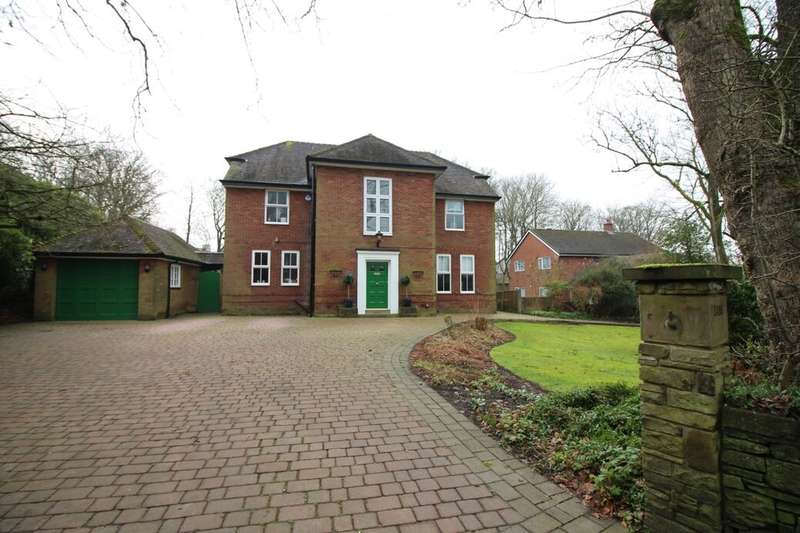 5 Bedrooms Detached House for sale in Church Street, Ainsworth, Bolton, BL2