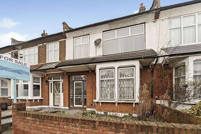3 Bedrooms House for sale in Chudleigh Road, London, SE4