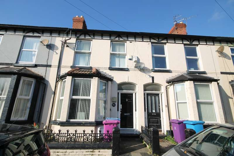4 Bedrooms House for sale in Ferndale Road Liverpool L15