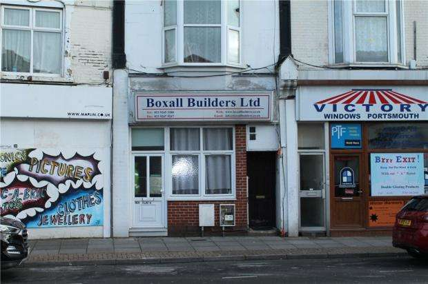 Apartment Flat for sale in Kingston Road, Portsmouth, Hampshire