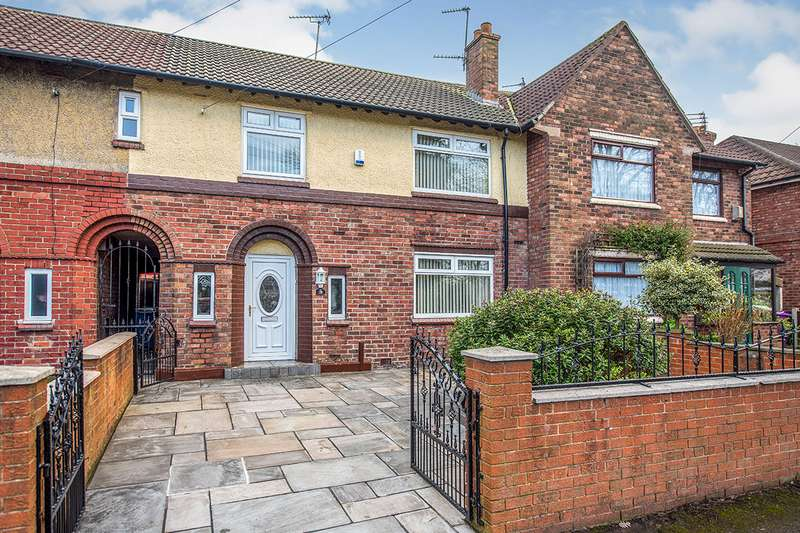 3 Bedrooms House for sale in Muirhead Avenue, Liverpool, Merseyside, L13