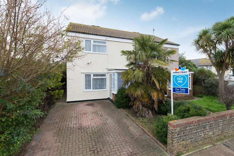 2 Bedrooms Semi Detached House for sale in Dunstan Avenue, Westgate-On-Sea