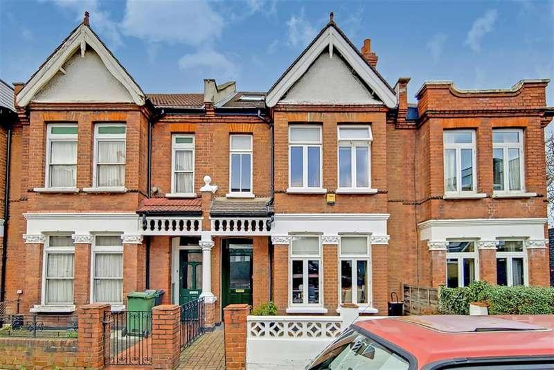 4 Bedrooms Terraced House for sale in Halsmere Road, London, SE5 9LN