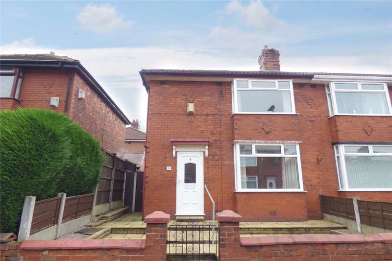 3 Bedrooms Semi Detached House for sale in Meadow Way, Moston, Manchester, M40