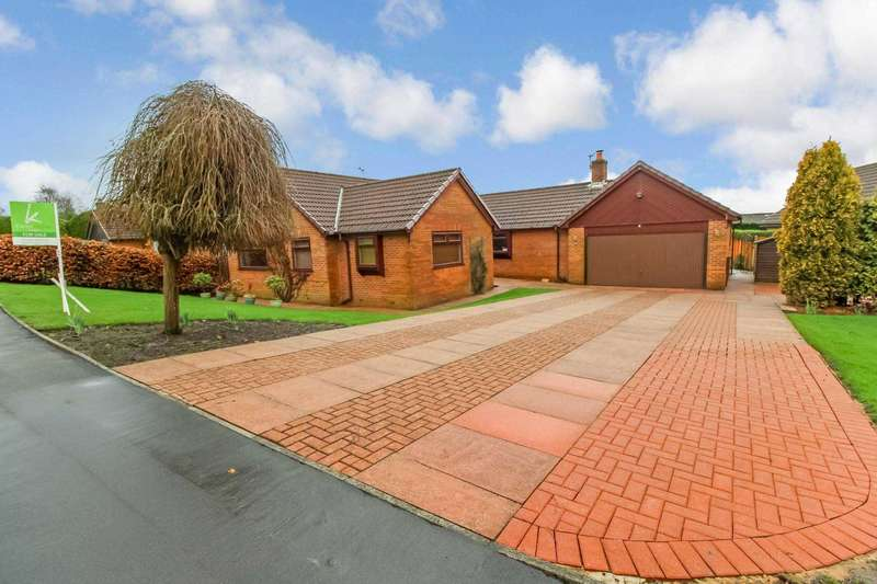 3 Bedrooms Detached Bungalow for sale in Broadwood, Bolton