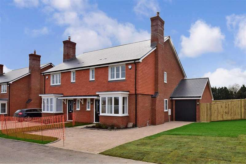 3 Bedrooms Semi Detached House for sale in The List, , Littlebourne, Canterbury, Kent