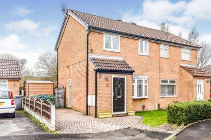 3 Bedrooms Semi Detached House for sale in The Hawthorns, Audenshaw, Manchester, Greater Manchester