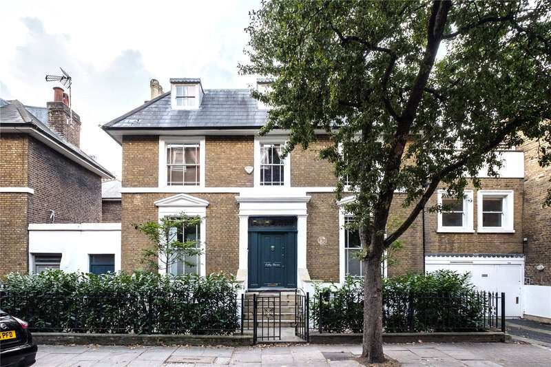 4 Bedrooms Detached House for sale in Thornhill Road, London, N1