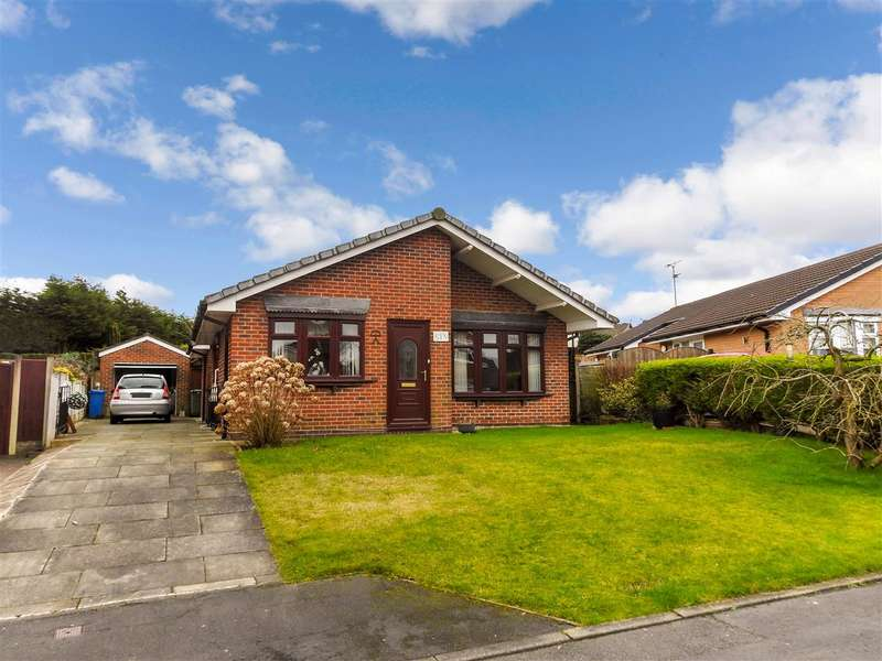3 Bedrooms Bungalow for sale in Kinniside Road, Wigan