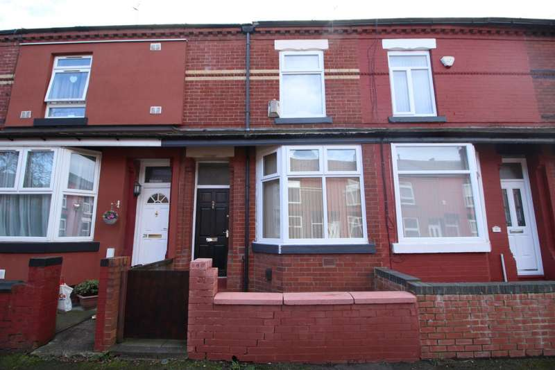 2 Bedrooms House for sale in Ewan Street, Gorton, Greater Manchester, M18