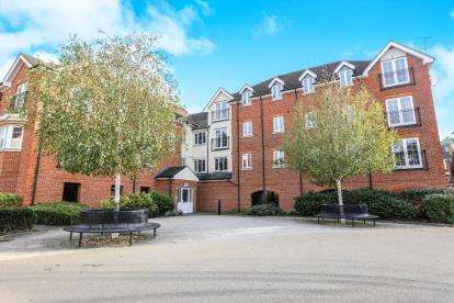 2 Bedrooms Flat for sale in Peppermint Road, Hitchin, Herts, England