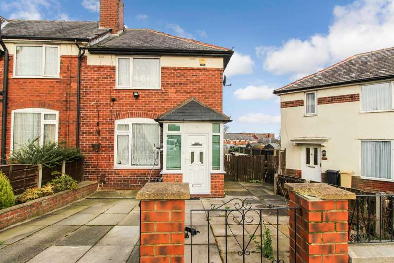 2 Bedrooms End Of Terrace House for sale in Jedburgh Avenue, Bolton