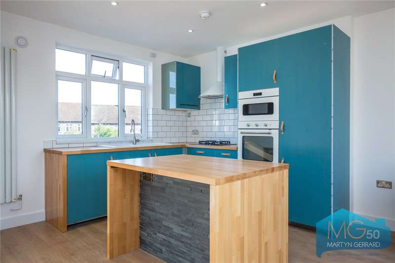 1 Bedroom Apartment Flat for sale in Churchfield Avenue, North Finchley, London, N12
