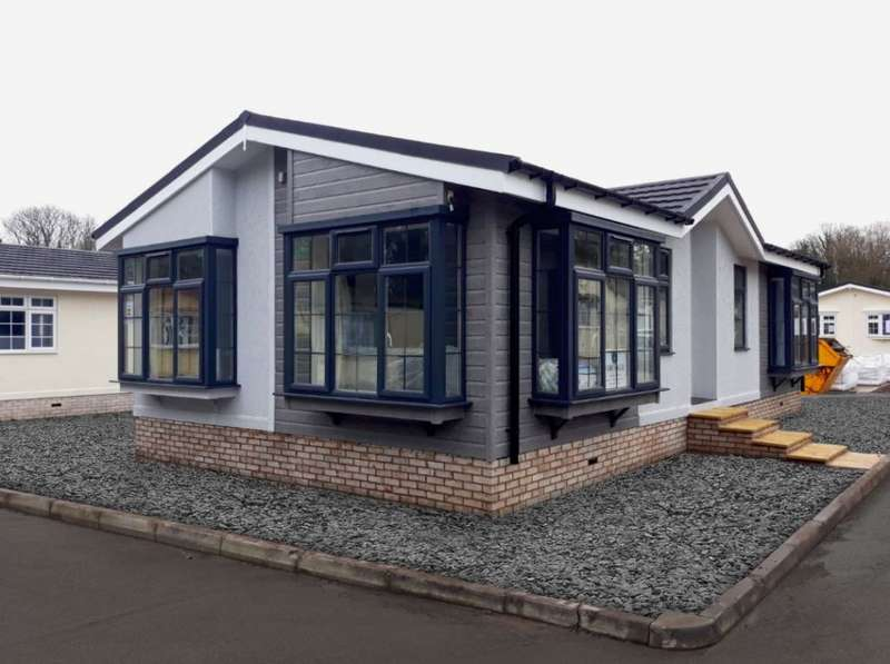 2 Bedrooms Mobile Home for sale in Penwortham Residential Park, Lancashire