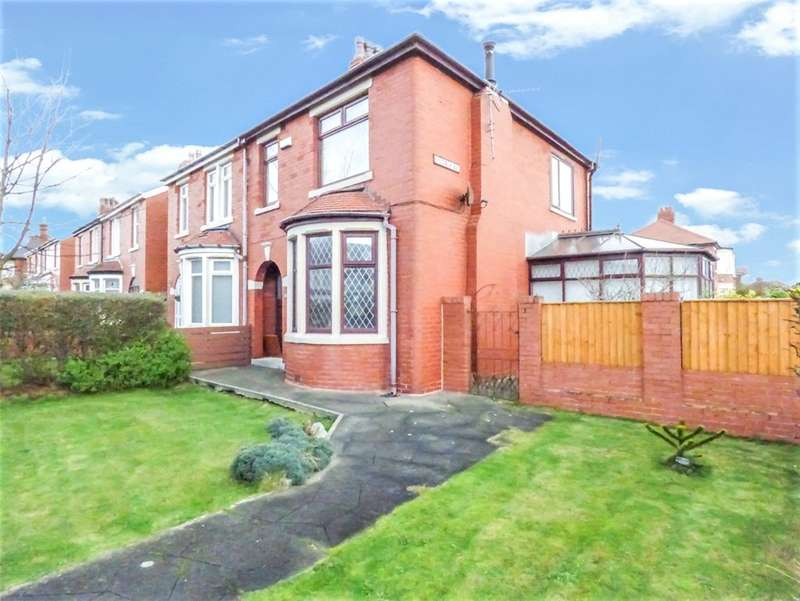 3 Bedrooms Semi Detached House for sale in Bispham Road, Bispham, Blackpool