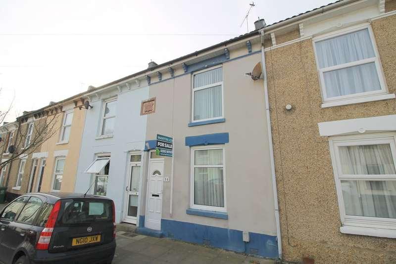 2 Bedrooms Terraced House for sale in Owen Street, Southsea PO4