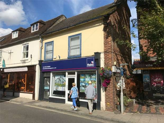 Commercial Property for rent in East Street, WIMBORNE, Dorset