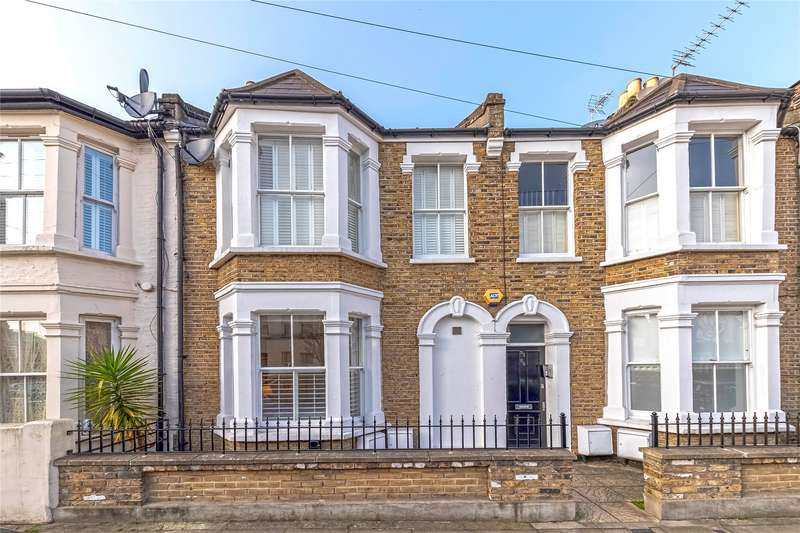 3 Bedrooms Flat for sale in Stephendale Road, London, SW6