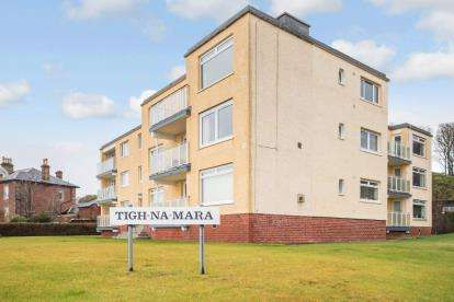 2 Bedrooms Flat for sale in Tigh-Na-Mara, Wemyss Bay Road