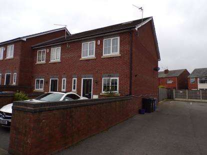 3 Bedrooms End Of Terrace House for sale in Trinity Place, Leigh, Greater Manchester