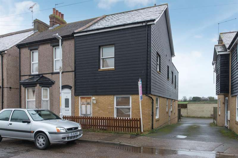 3 Bedrooms Semi Detached House for sale in Belmont Road, Westgate-On-Sea