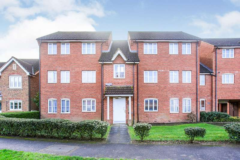 2 Bedrooms Apartment Flat for sale in Campion Road, Hatfield, Hertfordshire, AL10