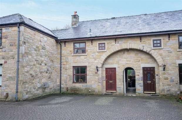 3 Bedrooms Cottage House for sale in Bradshaw Hall Drive, Bolton, Lancashire