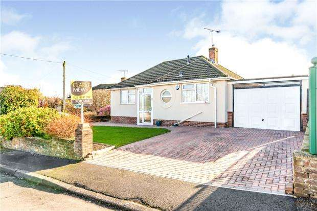 3 Bedrooms Detached Bungalow for sale in Avon Way, West End, Southampton