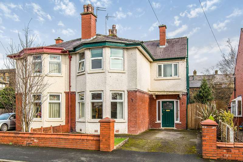 3 Bedrooms Semi Detached House for sale in Duchy Avenue, Fulwood, Preston, Lancashire, PR2