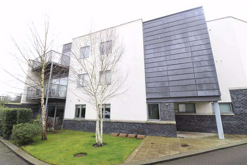 2 Bedrooms Apartment Flat for sale in 324c Barlow Moor Road, Chorlton, Manchester, M21