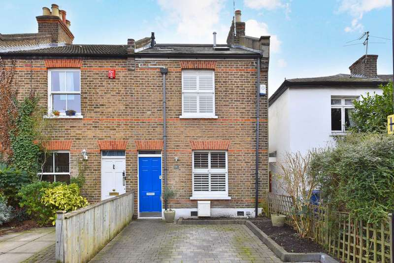 3 Bedrooms House for sale in Mountfield Road, Ealing Broadway
