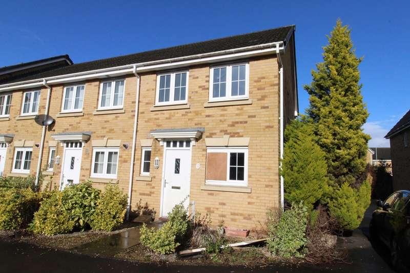 2 Bedrooms End Of Terrace House for sale in Schooner Avenue, Newport, NP10