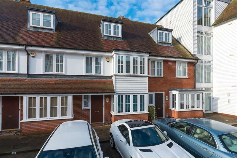 3 Bedrooms Terraced House for sale in Lavender Mews, Canterbury