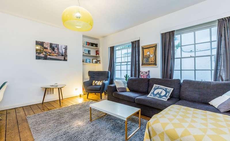 2 Bedrooms Property for rent in Myddleton Sq, Angel TO LET EC1R
