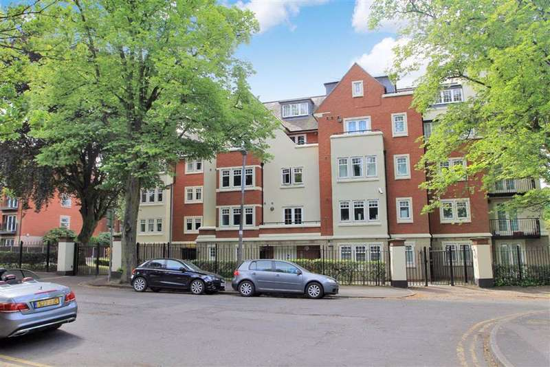 2 Bedrooms Apartment Flat for sale in Knighton Park Road, South Knighton, Leicester