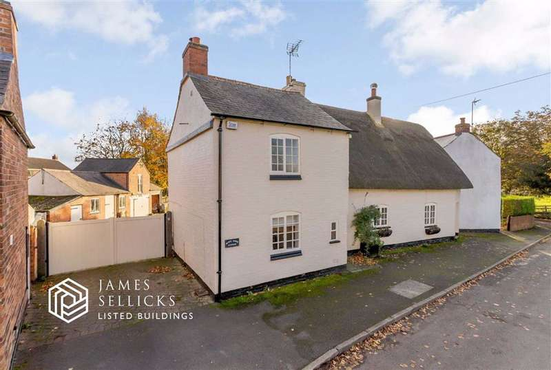 4 Bedrooms Detached House for sale in Main Street, Tugby, Leicester