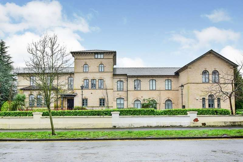 2 Bedrooms Apartment Flat for sale in Upper Park Road, Victoria Park, Manchester, M14