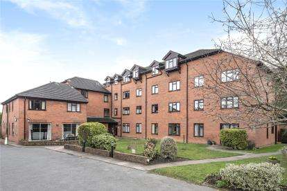 2 Bedrooms Retirement Property for sale in Summerlands Lodge, Farnborough Common, Orpington