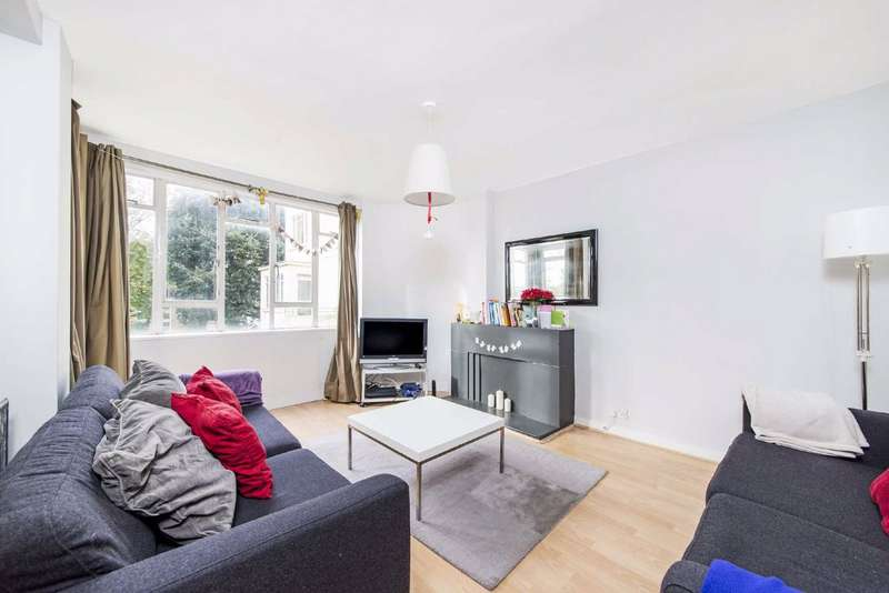 3 Bedrooms Flat for sale in Thurleigh Court, Nightingale Lane, Balham