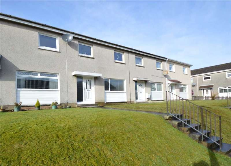 3 Bedrooms Terraced House for sale in Glen Nevis, East Kilbride