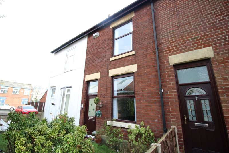 2 Bedrooms House for sale in Birch Street, Radcliffe, Manchester, Greater Manchester, M26