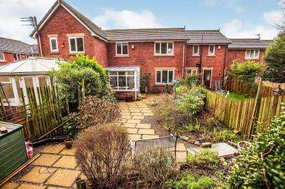 2 Bedrooms Terraced House for sale in Beamont Drive, Preston, Lancashire, PR1