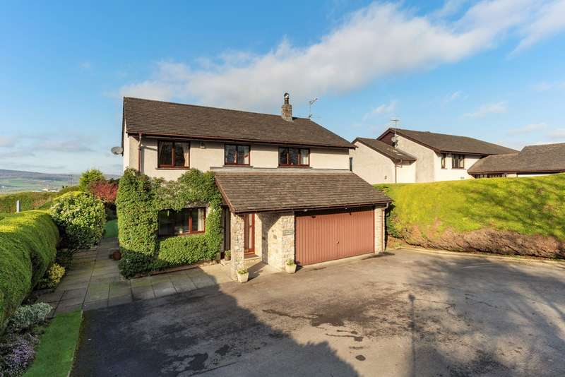 4 Bedrooms Detached House for sale in Green Bank House, Levens